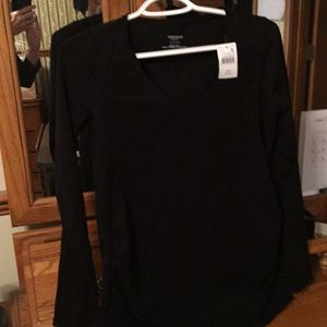 Maternity shirt in small